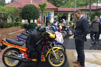2 Wheels Festival 2015 Launching and KLMCC Business Matching