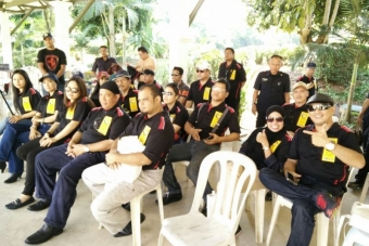 KLMCC Training and Shooting Competition