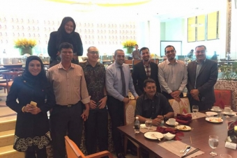 Tri Chamber Program in Conjuction with Southern Thailand Delegations Impiana Hotel, KL